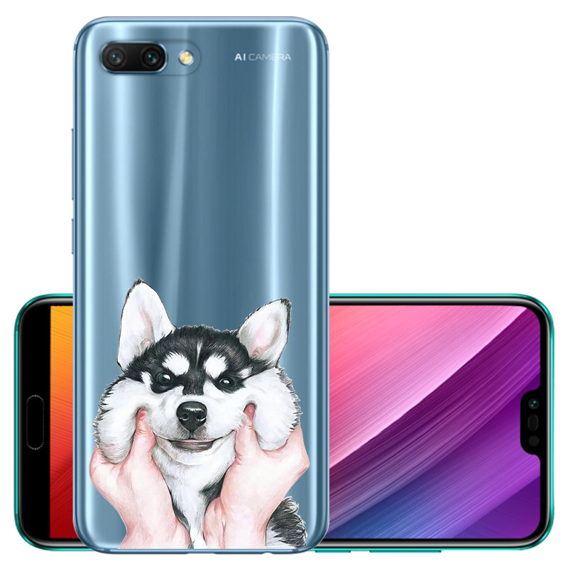 Funda FOR Huawei Honor 10 Cases Silicone TPU For Honor10 5.84