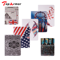 TopArmor Brand Case For IPad 4 9 7 Inch Printing Design Stand Flip Leather Case SFor