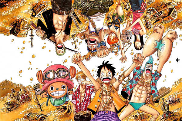 one piece animated - HD 1920×1200