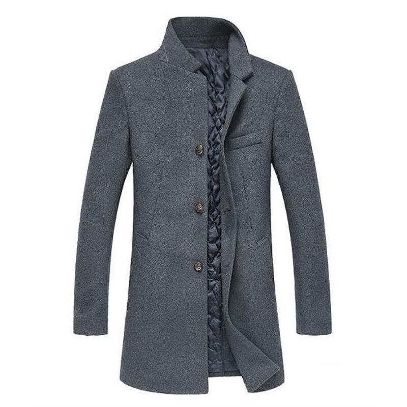 popular mens coat wool buy cheap mens coat wool lots from china mens coat wool suppliers on. Black Bedroom Furniture Sets. Home Design Ideas