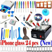 Newest 7 inch iPhone 6 Metal Touch Glass Panel LCD screen separator for Mobile phone LCD Repair Split Machine