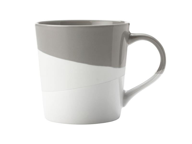 Mug MAXWELL & WILLIAMS, Newport, 400 ml, Gray настенная плитка venis newport 17431 gray