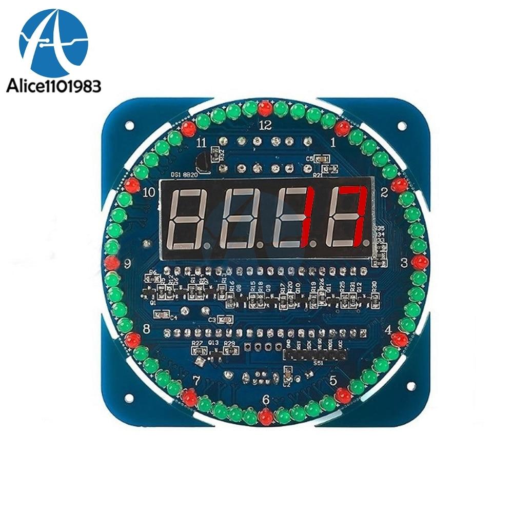 Top 8 Most Popular Electronic Clock Kit Electronic Kit