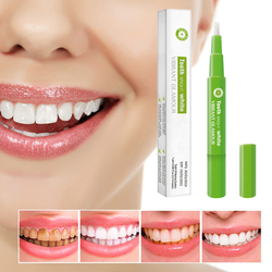 1 Pcs White Teeth Whitening Pen Tooth Gel Whitener Bleach Remove Stains Oral Hygiene Tooth Whitening Kit Oral Hygiene Tool TSLM1