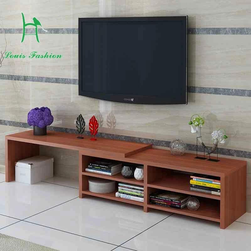 meuble tv audio visuel minimaliste moderne special combinaison a la mode salon chambre a coucher lcd