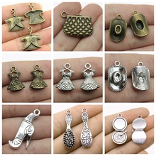 Mix Beauty Makeup Charms For Jewelry Making Diy Craft Supplies Women Handmade Accessories