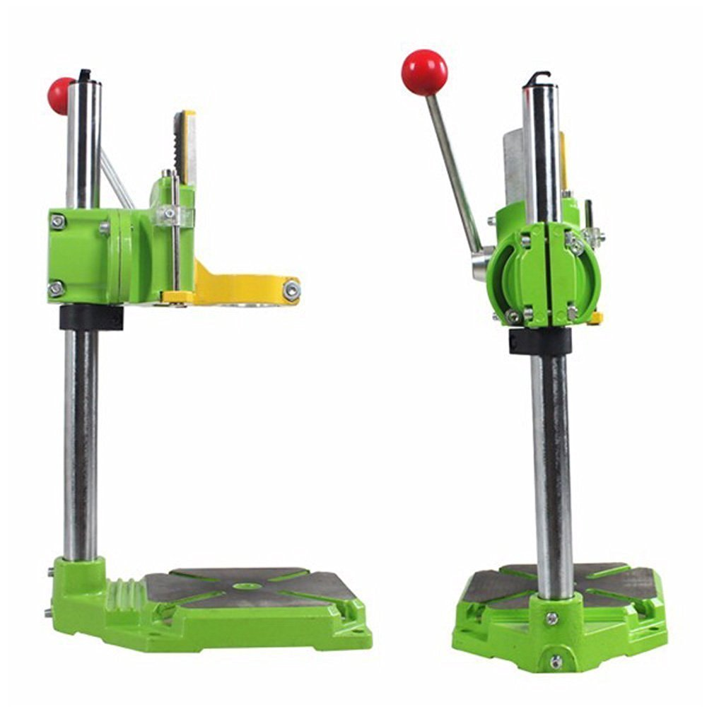 Image 2 - AMYAMY Electric power Drill Press Stand table for Drills Workbench Clamp for Drilling Collet 35 43mm 0 90 degrees ship from USA-in Power Tool Accessories from Tools