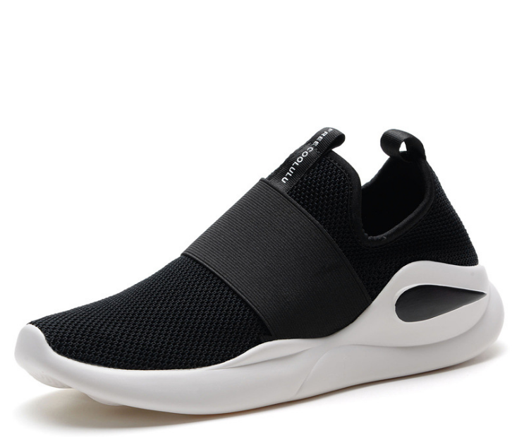 2018 Новая Осенняя мужская обувь на каждый день, модная повседневная обувь на плоской подошве