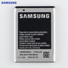 SAMSUNG Original Replacement Battery EB494358VU For Samsung Galaxy Ace S5830 S5660 S7250D S5670 i569 I579 Authentic 1350mAh