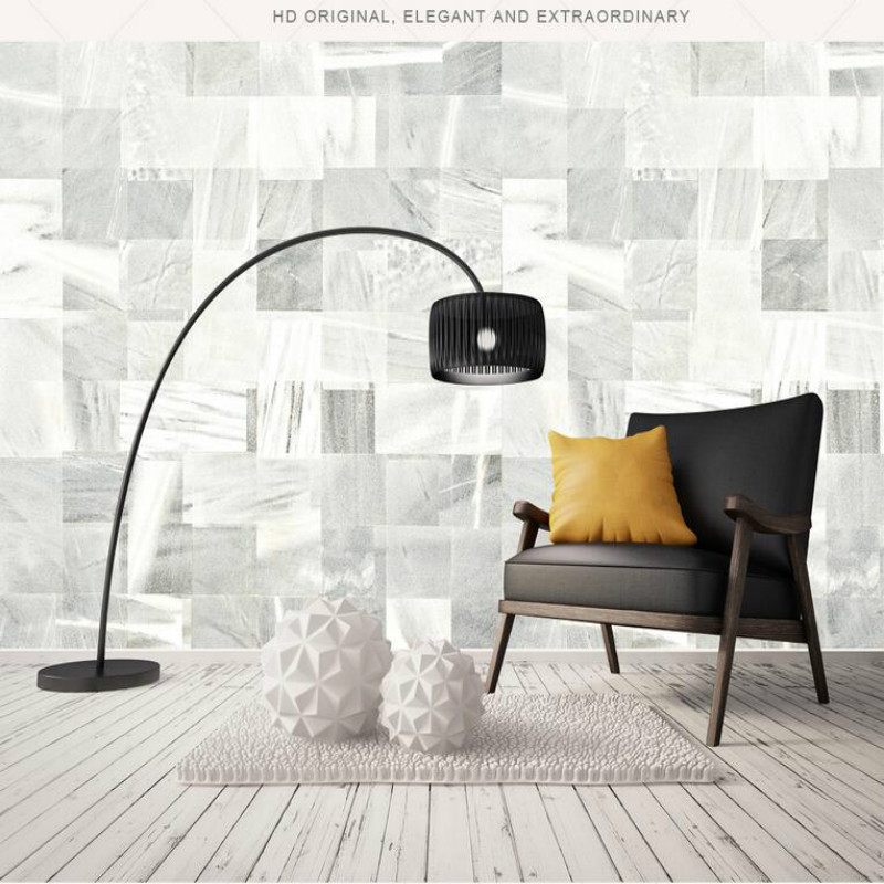 Custom 3d Wall Paper Wallpaper for Walls 3d Murals Modern Minimalist White Stone Wall Dali Wallpapers Home Improvement колонка supra bts 900 white
