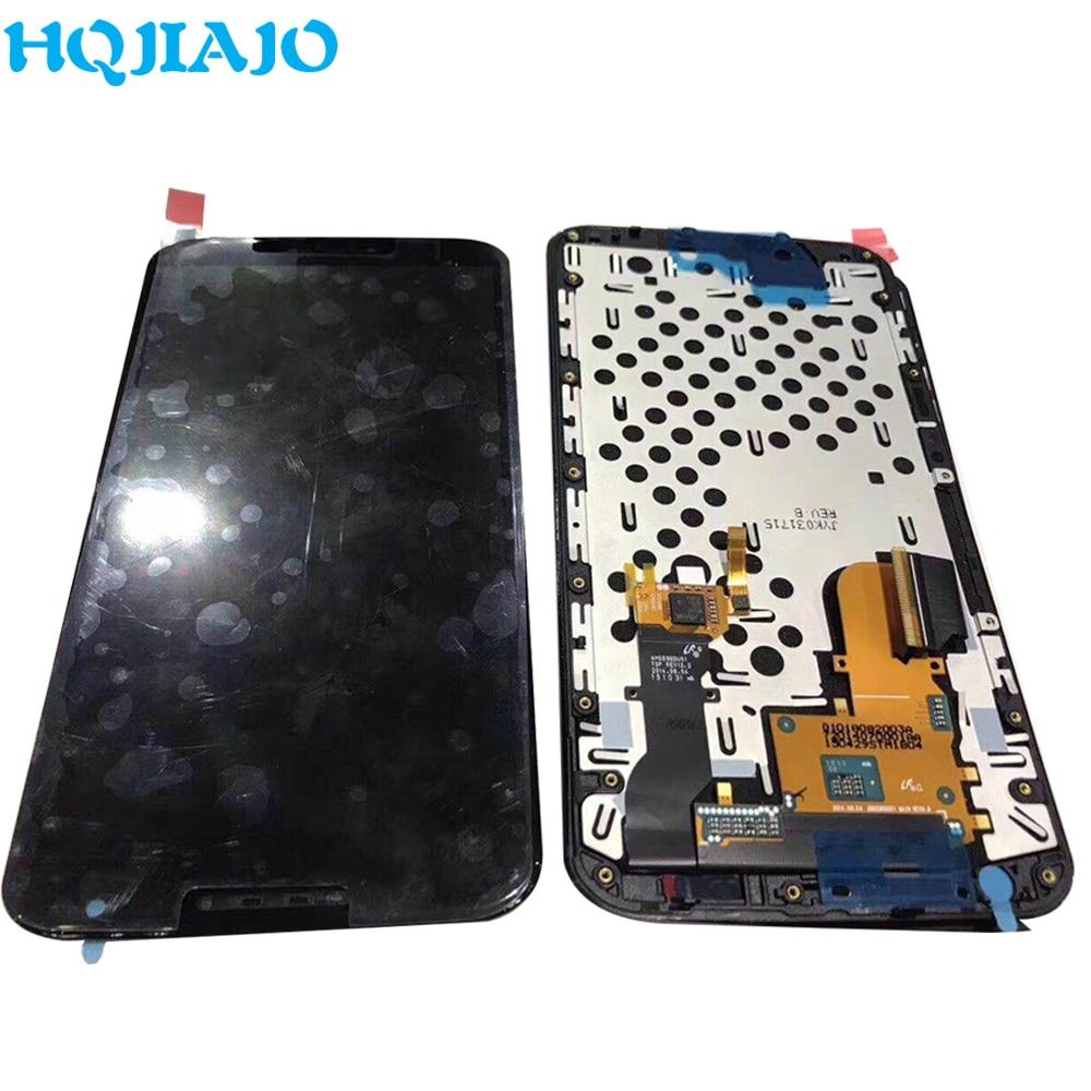 Original pour Moto Google Nexus 6 XT1100 XT1103 LCD affichage LCD écran tactile numériseur assemblée pour Moto Google Nexus 6 XT1100