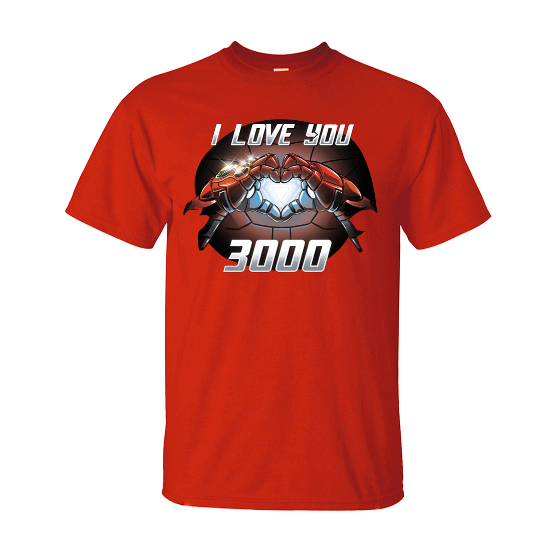 ALI shop ...  ... 33014983832 ... 4 ... Tony Stark I Love You 3000 T-Shirt Men The Avengers Iron Man Moive Shirt 2019 New Summer Casual Plus Size Tops Tees S-3XL ...