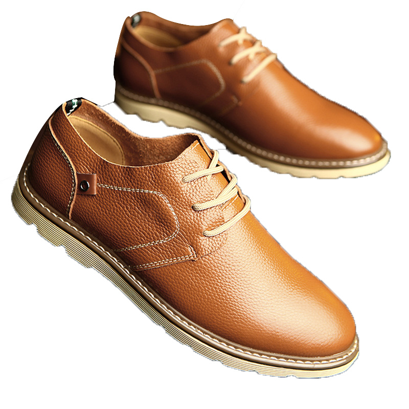 Popular Brown Leather Sneaker-Buy Cheap Brown Leather Sneaker lots ...