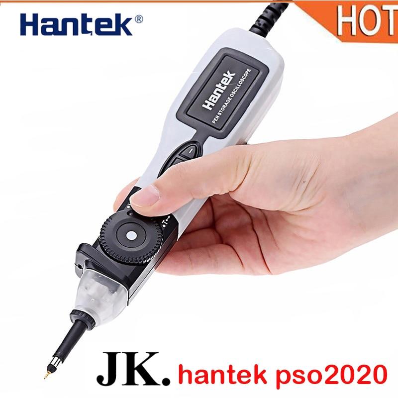 Hantek PSO2020 Pen Type PC USB Digital Oscilloscope PSO2020 1 Channel Portable Storage Oscilloscope 96MSa/s 20MHz Bandwidth hantek pso2020 usb pen type storage digital oscilloscope with 20mhz bandwidth and led flashlight function