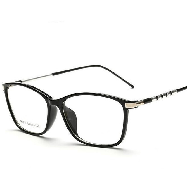 577b23b218 Men Spectacles Square Vintage Aluminum Magnesium Myopia Glasses Frame Women  Decorative Computer Optical Eyeglasses Frames