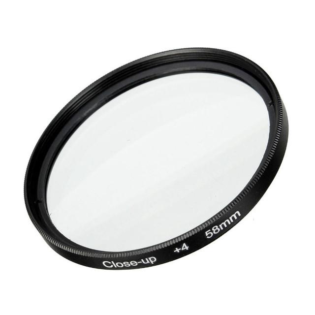 Lightdow Macro Close Up Lens Filter +1+2+4+10 Filter Kit 49mm 52mm 55mm 58mm 62mm 67mm 72mm 77mm for Canon Nikon Sony Cameras