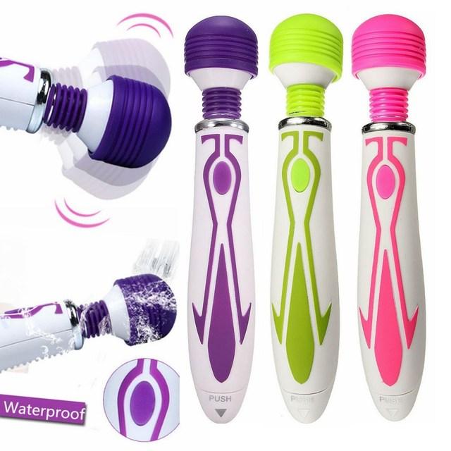 AV Massager Clitoris Stimulator Massager Vibrators for Women