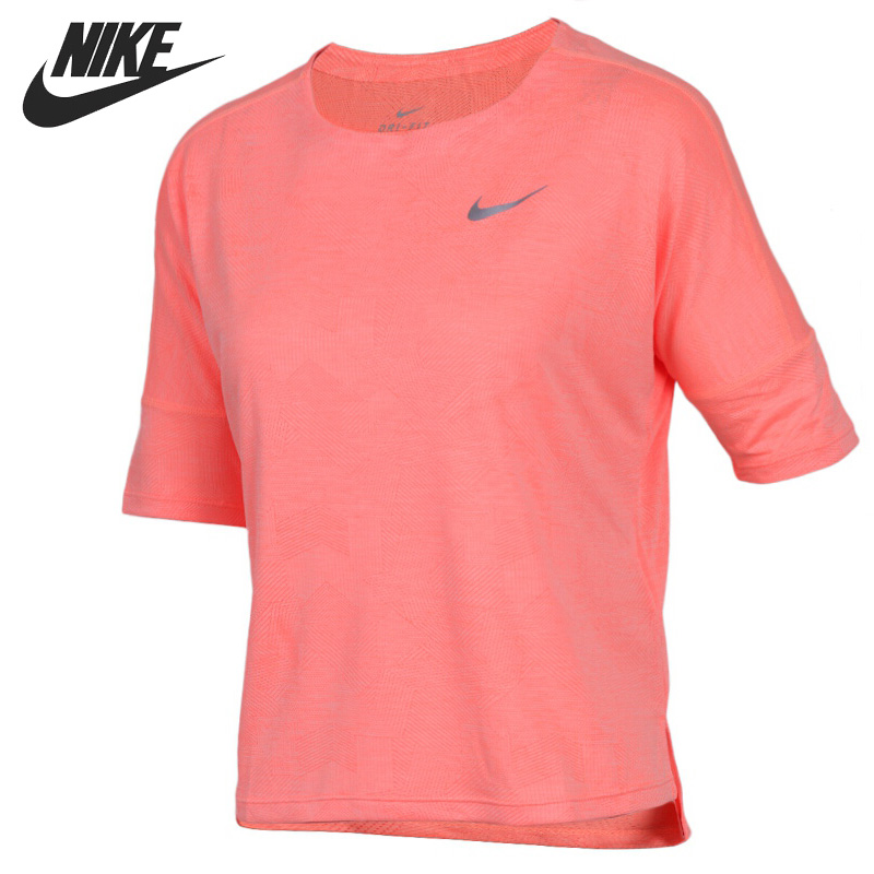Original New Arrival  NIKE DRY MEDALIST TOP SS Women's T-shirts short sleeve Sportswear
