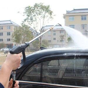 Image 4 - Sooprinse Araba Yıkama 3000 PSI yüksek basınçlı yıkayıcı Tabancası köpük püskürtücü Topu Köpük Blaster ile M14 M18 M22 Iplik Yeni