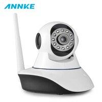 ANNKE IP Camera Outdoor WiFi Wireless Surveillance Camera 720P Wi Fi Security CCTV System Onvif POE