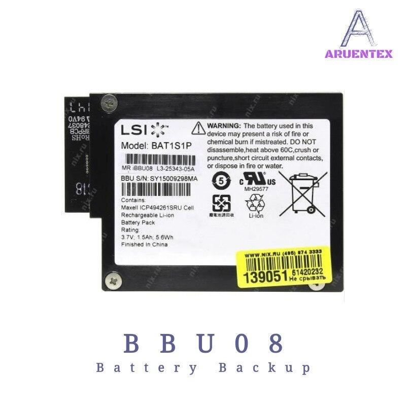 ARUENTEX LSI MegaRAID SAS LSI00264 LSIiBBU08 IBBU08 BBU08 Batterie De Secours pour lsi 9260 9261 9280 8e 8i 4i 16I 24i4e