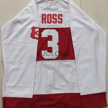 a0366e766 MONTREAL WANDERERS RETRO HOCKEY JERSEY Embroider stitching Customized Any  Name And Number Jerseys(China)