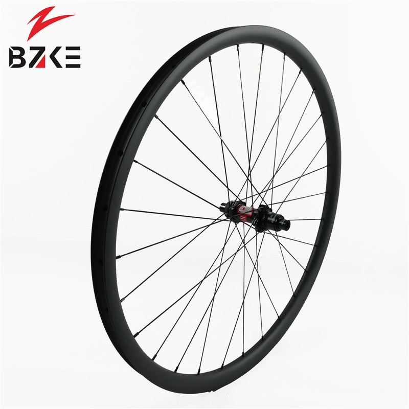 Chinese Wholesaler Carbon Wheel Front 24 38 50 60mm Rear 38 50 60 88mm Tubular And
