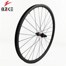 CheckOut BZKE 29 carbon wheels 30mm width super light carbon mtb wheels 29er carbon rim with 240s straight pull hubs carbon wheelset 29 occupation