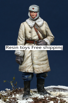 pre order-Resin toys 35091 WW2 Russian AFV Crew #2 Free shipping