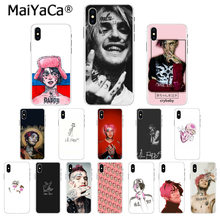 Maiyaca Lil Peep Lil Bo Peep Coque Phone Case untuk iPhone SE 2020 11 Pro X XS Max 66S 7 7 Plus 8 8 PLUS 5S SE XR Ponsel Fundas(China)