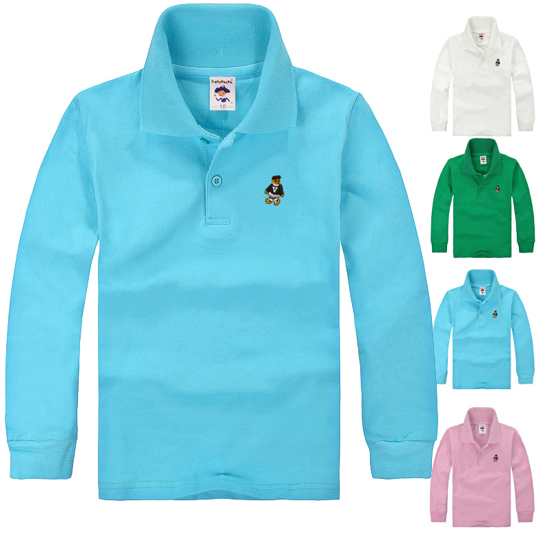 Online buy wholesale polo shirts toddler from china polo for Toddler boys polo shirts
