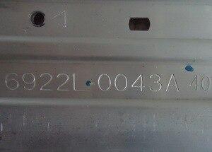 Image 4 - New100 % para 47ce923 barra de lâmpada skyworth 47e600y barra 6922l 0043a 6916l1009a 66led 597mm