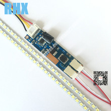 """10 ชิ้น/ล็อต 540 มม.LED Backlight STRIP KIT สำหรับ 24 """"นิ้ว CCFL LCD หน้าจอ LED Mo E9A0 100% ใหม่"""