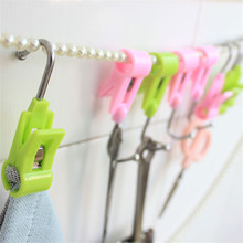 4pcs/set Dual Purpose Hooks/Pegs For Clothes Kitchen Tools Umbrella Hanger Windproof Clothing Pegs Hook Convenient 2017 Fashion