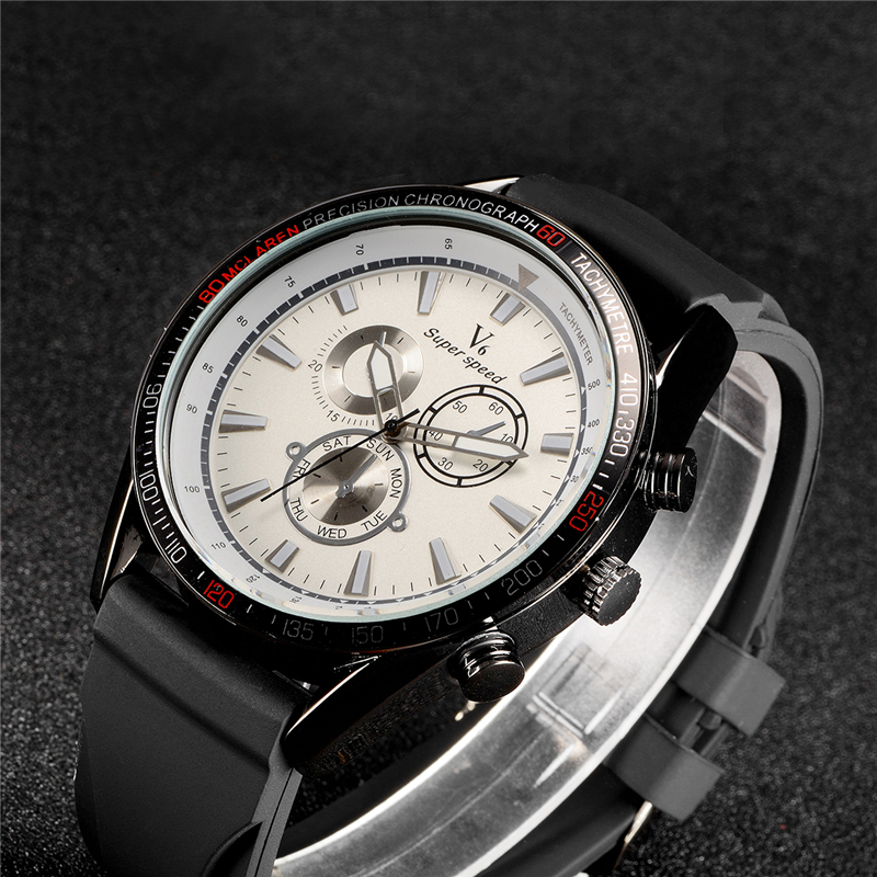 online get cheap watch v0270 aliexpress com alibaba group v6 2017 mens watches top brand luxury famous men wrist watch man uhr black sports army