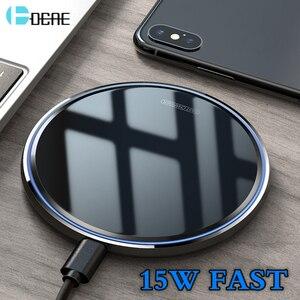 DCAE USB C Fast 15W Wireless C