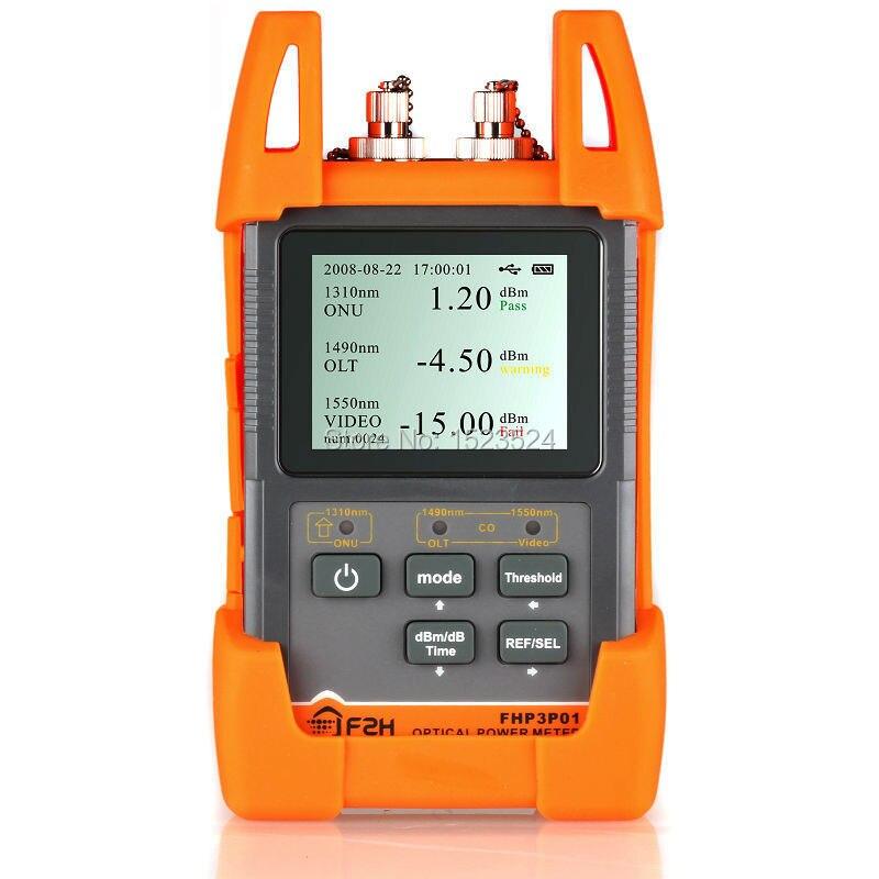 EPON GPON xPON PON Optical Power Meter OPM FTTx OLT-ONU 1310/1490/1550nmEPON GPON xPON PON Optical Power Meter OPM FTTx OLT-ONU 1310/1490/1550nm