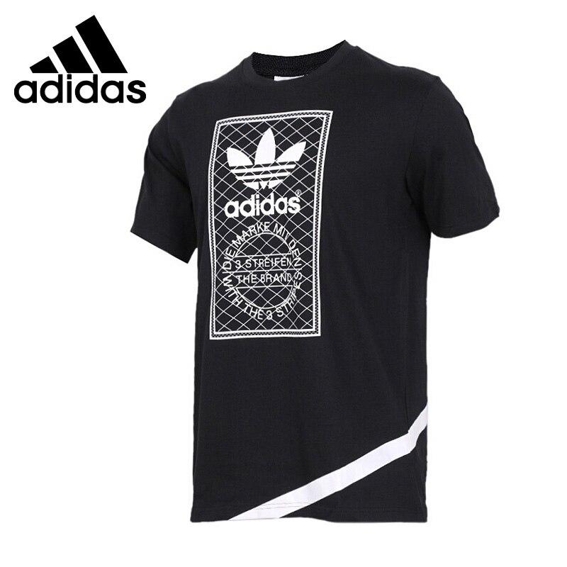 Original New Arrival 2018 Adidas Original D SS TEE A Men's T-shirts short sleeve Sportswear original new arrival 2017 adidas neo label graphic men s t shirts short sleeve sportswear