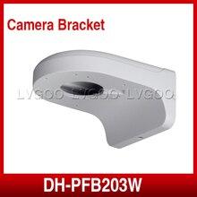 DAHUA קיר הר PFB203W עבור IP CCTV מצלמה הר DH PFB203W cctv סוגר עבור IPC HDW4433C A SD22404T GN IPC HDW5231R ZE