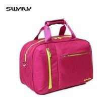 Comprar Nuevo bolso de hombro para gimnasio de Nylon para mujeres, bolso de almacenamiento para hombres, bolsa deportiva de Fitness, tamaño pequeño