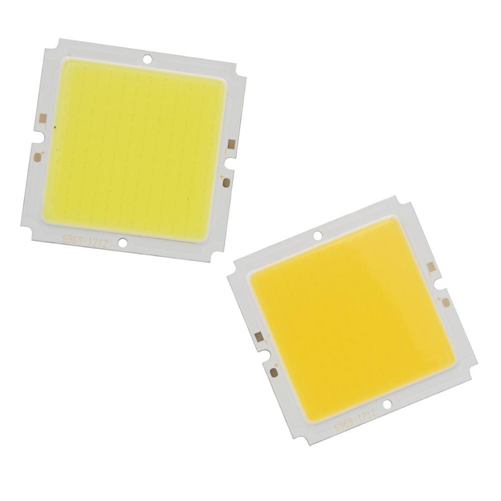 Купить с кэшбэком big promotion 69mm square 30W LED COB Light Source High Power 36V DC Warm White LED Strip Module Chip For DownLight DIY lamp