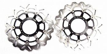 Free shipping moto Front Brake Rotor Disc For HONDA CBR600RR 03-12 CBR600RR-ABS 09-12 CB1000R-ABS 09-11 CB1000R 08-10