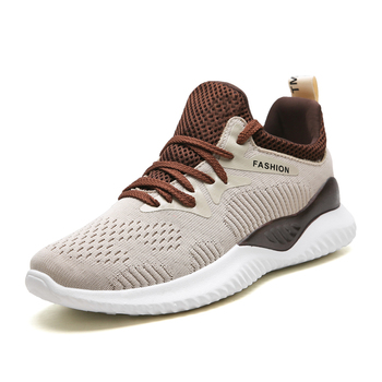 Men's Sneakers Women Running Shoes Men Lace-Up Athletic Trainers tennis Zapatillas Sports Shoes Men Outdoor Walking Cheap Shoe