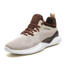 Men's Sneakers Women Running Shoes Men Lace-Up Athletic Trainers tennis Zapatillas Sports Shoes Men Outdoor Walking Cheap Shoe