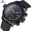 SKONE Brand Fashion Multi-function Silicone Strap Sport Watches Men Date Chronograph Quartzwatch Hours Casual Relogio Masculino