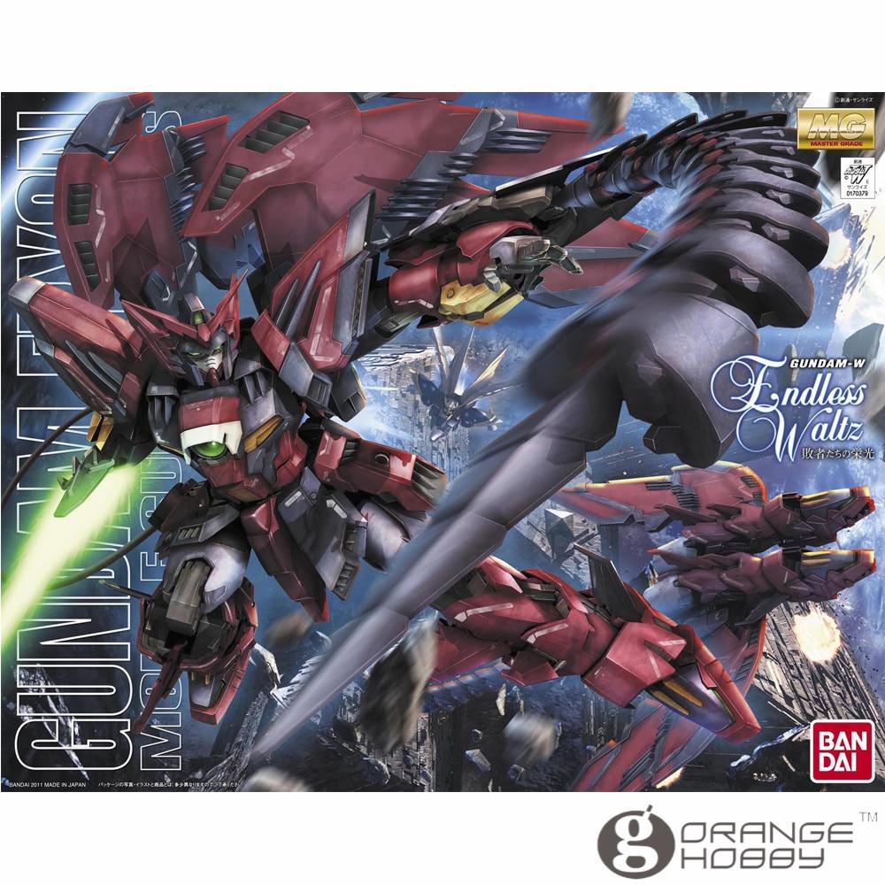 OHS Bandai MG 146 1/100 OZ-13MS Gundam Epyon Ver.EW Mobile Suit Assembly Model Kits ohs bandai mg 185 1 100 ppgn 001 gundam exia dark matter mobile suit assembly model kits