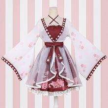 Цельнокроеное платье В Китайском Стиле Лолита с изображением