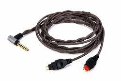 4.4mm BALANCED Audio Cable For Sennheise HD580 HD600 HD650 HD545 HD425 HD440 HD442 HD490 HD520 HD530 HD540 HD660s HEADPHONES