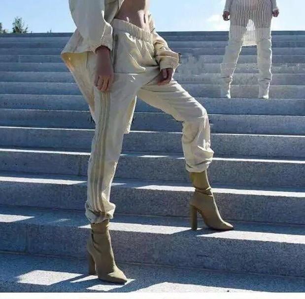long high heels