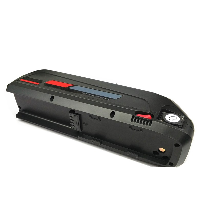 New Hailong 36v 13ah e-bike battery high quality lithium ion battery pack with USB and charger 15A bms